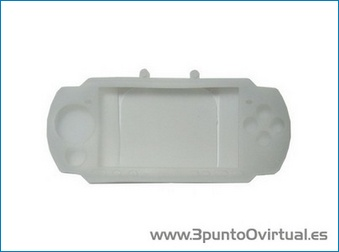 Silicone Case for PSP 3000