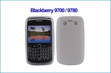 TPU Case for BlackBerry 9700 / 9780