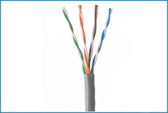 Cable de red Lan CAT.5e UTP x Metros