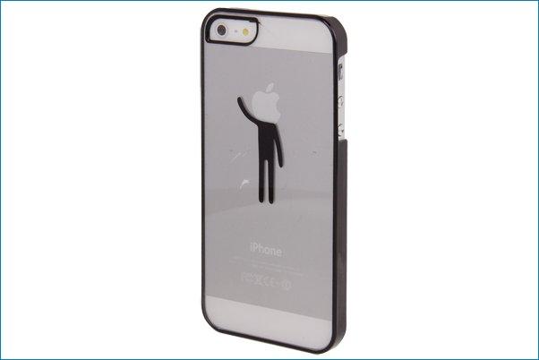 funda transparente iphone 5