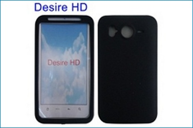 Silicon Case for Silicon Case for HTC Desire HD