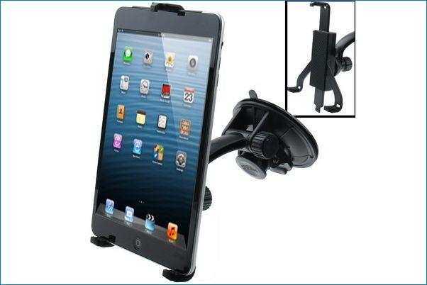 Soporte Universal De Coche Para Ipad Tablets