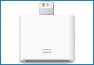 Adaptador 30 pin a 8 pin iPhone 5 / iPad Mini