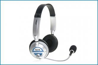 Auricular + Micr�fono NGS msx6 pro