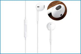 Auriculares Compatibles EARPODS para iPhone iPad iPod