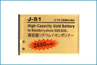 BATER�A DE LARGA DURACI�N BLACKBERRY J-S1