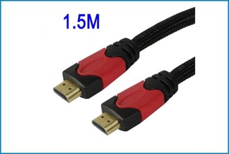 CABLE HDMI HD TV . 1.5 metros