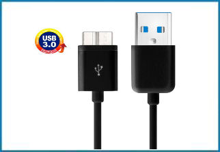 Cable Micro USB 3.0 para Samsung Galaxy Note 3 / S5