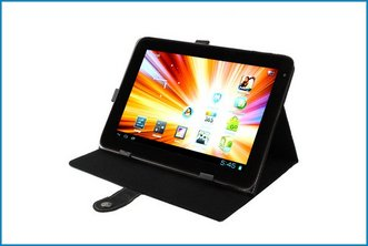 "Funda Universal para Tablet PC 10"" con soporte"