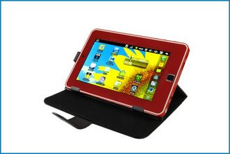 "Funda Universal para Tablet PC 7"" con soporte"
