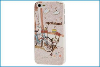 Funda Trasera iPhone 5 . CupcakeLand