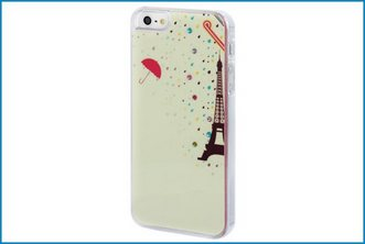 Funda Trasera iPhone 5 . KW Paris