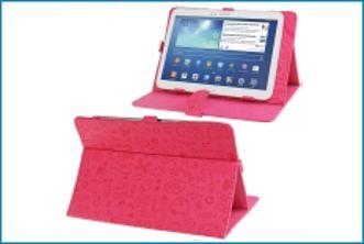 Funda soporte universal tablet 10 1 graffiti rosa - Funda universal tablet 10 1 ...