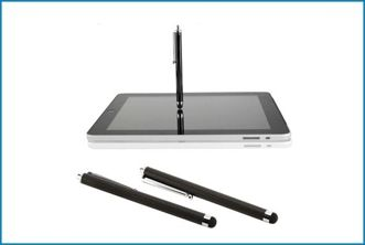 L�piz para pantallas Capacitivas.  iPad - Tablets . Negro