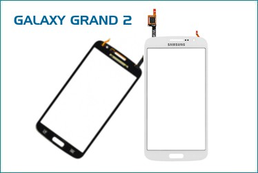 Reparaci�n Cristal Digitalizador Samsung Galaxy GRAND 2