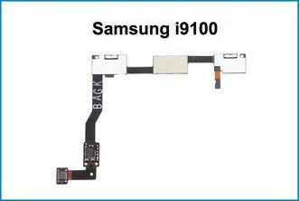 Repuesto Cable Flex Teclado Samsung Galaxy S2