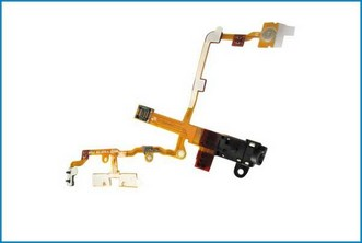 REPUESTO CABLE CONECTOR FLEX AUDIO. IPHONE 3G/3GS