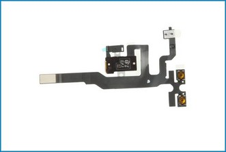 REPUESTO CABLE CONECTOR FLEX AUDIO. IPHONE 4S BLANCO