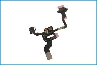 CABLE FLEX CON BOT�N DE ENCENDIDO Y SENSOR . IPHONE 4